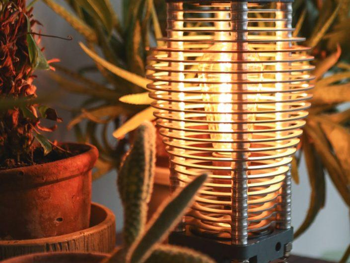 The 'PNEU LAMPS'